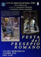 Festa del presepio romano200x200