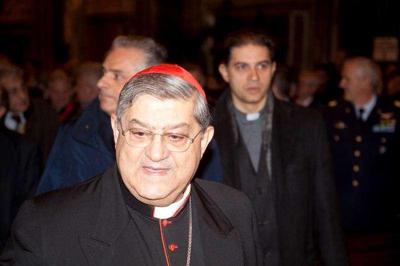 Sua Eminenza Rev.ma Cardinal Crescenzio Sepe