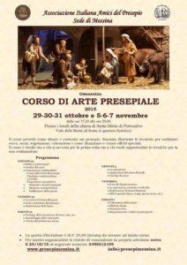 Locandina Corso Messina