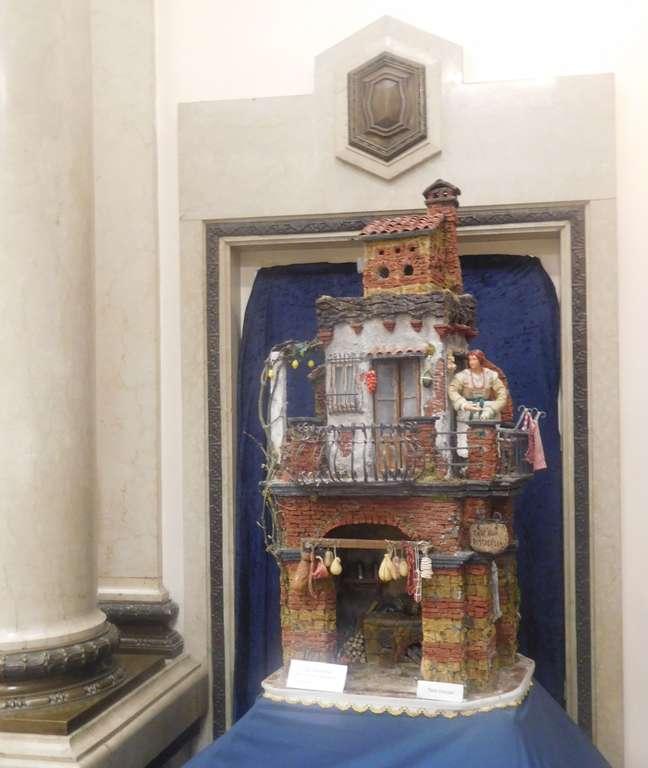 BNL Arte Presepe Napoletano  di Ciro Aurilia