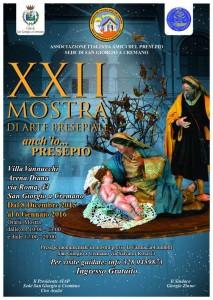 XXII Mostra d'Arte Presepiale città di San Giorgio