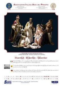 Calendario AIAP 2017 - Dicembre