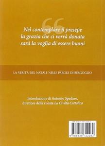 La forza del presepe - papa Francesco