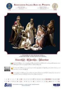 Calendario AIAP Dicembre 2017