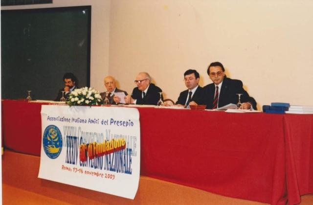 XXXIV Convegno Nazionale 2003