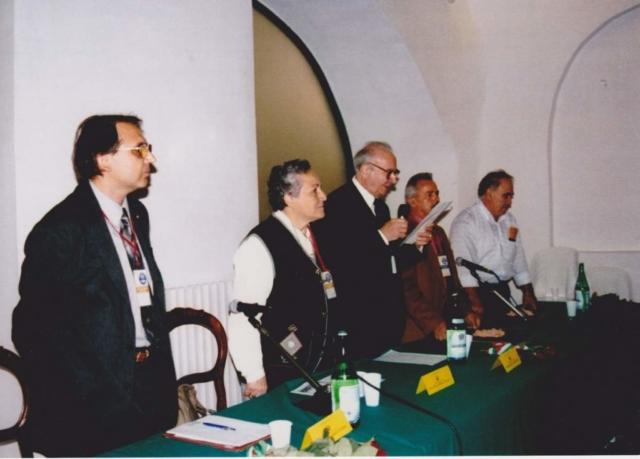 XXXV Convegno Nazionale 2004