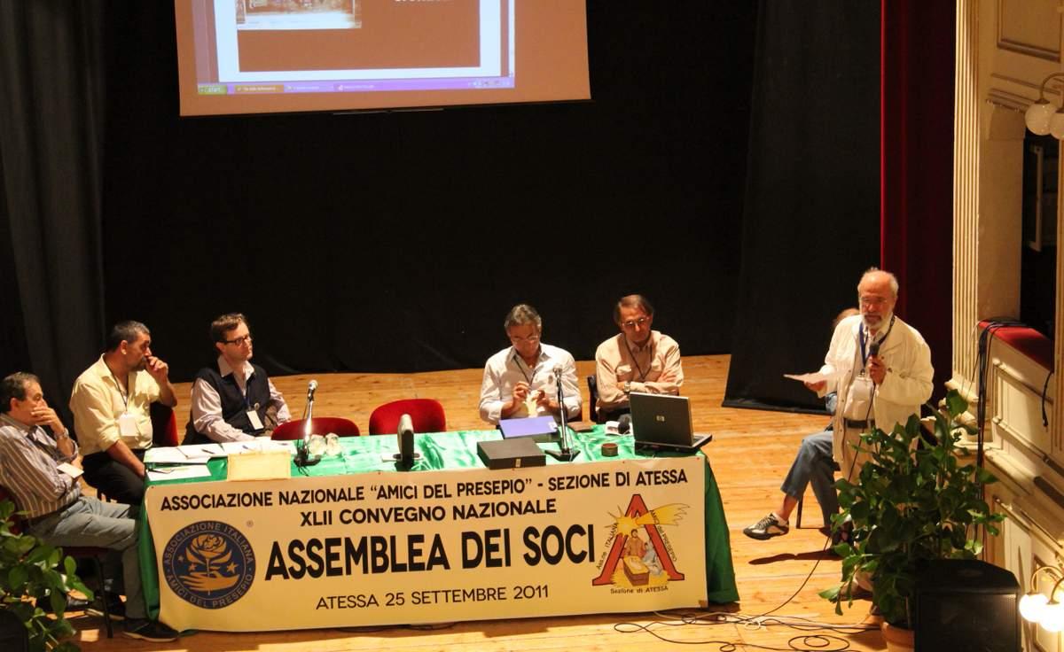 XLII Convegno Nazionale 2011