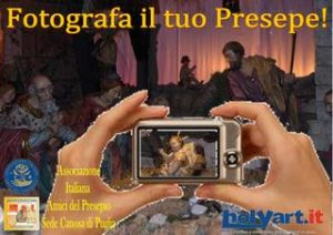 Concorso Fotografa il presepe Canosa di Puglia