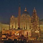 Presepe Piazza San Pietro