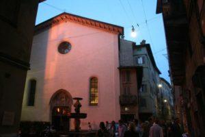 La chiesa di S. Pancrazio