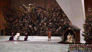 Papa Francesco Natale 2016