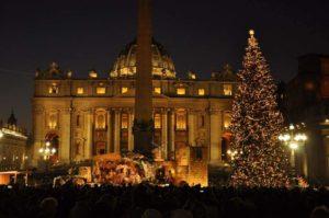Presepe Piazza San Pietro 2016