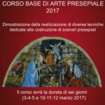 Corso presepi Taranto 2017