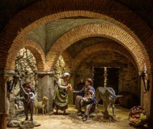 Natività popolare di Giuseppe Pigazzini