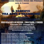 Mostra presepi Cosenza 2016