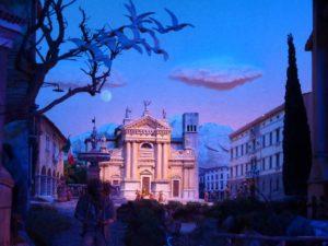 Presepio Bibano - Piazza Giovanni Paolo I di Vittorio Veneto
