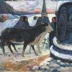 Paul-Gauguin-La-notte-di-Natale