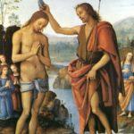 12 gennaio 2020: Battesimo del Signore