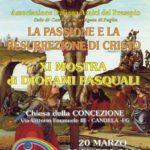 A Candela la mostra sulla passione di Cristo