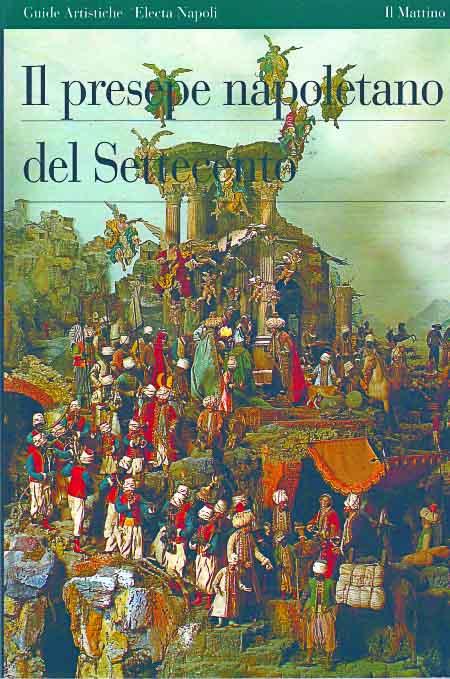 Il presepe napoletano del '700 - copertina