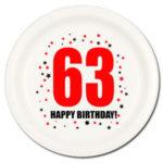 Buon compleanno AIAP - piatto