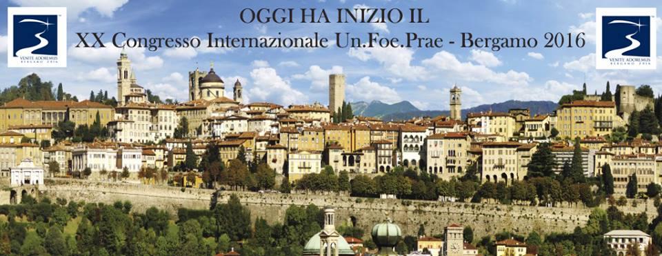 Bergamo 2016 - Inizio