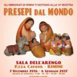 Rimini Caritas Mostra 2016 - Locandina