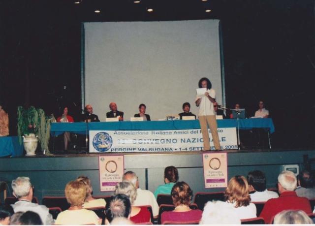 XXXVI Convegno Nazionale 2005