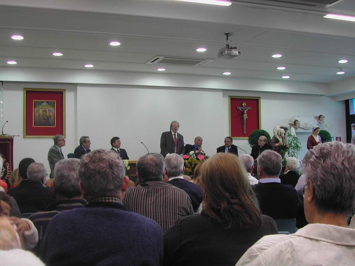XXXVIII Convegno Nazionale 2007