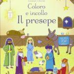 """""""Coloro e incollo il Presepe"""" per i piccoli di casa"""