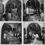 Sabato 25 Maggio, lezione finale dei corsi di presepismo a Roma