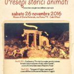 I Presepi di Alberto e Renzo Meucci alla Certosa di Calci