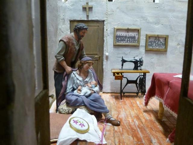 Presepe di Gianfranco e Anna Maria Bianchini