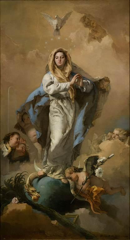 Immacolata Concezione Giovanni Battista Tiepolo