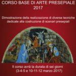 A marzo corso di presepi a Taranto