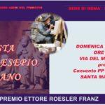 Domenica festa del presepio romano