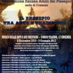 Sede AIAP di Cosenza: il 2016 in breve