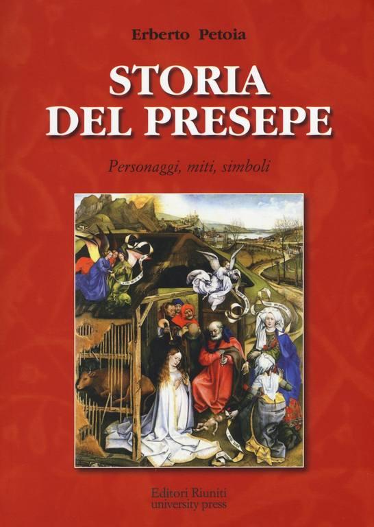 Copertina Storia del presepe
