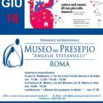 Domenica 18 apertura straordinaria Museo del Presepio