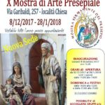 X Mostra di Arte Presepiale – Frassinelle Polesine (Rovigo)