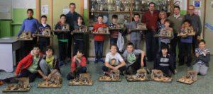 prato - foto gruppo ragazzi