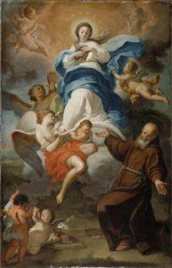 8 dicembre - immacolata conezione - Padre Fedele San Biagio