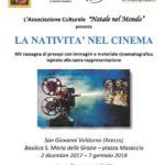 """Arezzo – """"La Natività nel cinema"""""""