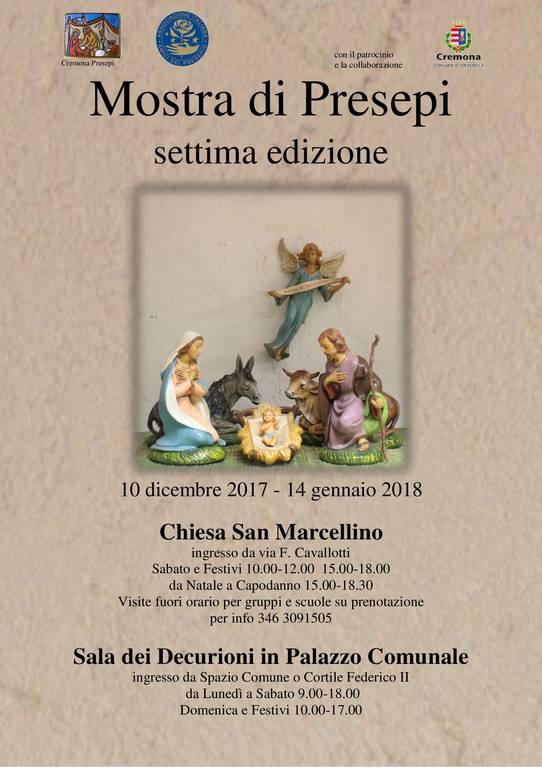 Cremona 2017 - Locandina