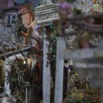 """Roma – Presepio monumentale """"Nel sogno di Benino"""""""