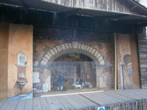 roma - presepio piazza navona