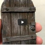 Video tutorial: portone di legno in polistirene