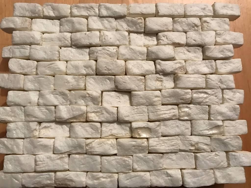 Muro Fatto In Pietra tutorial: dipingere un muro creando un effetto pietra