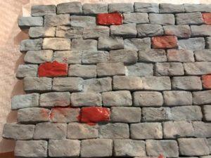 dipingere muro pietra 07