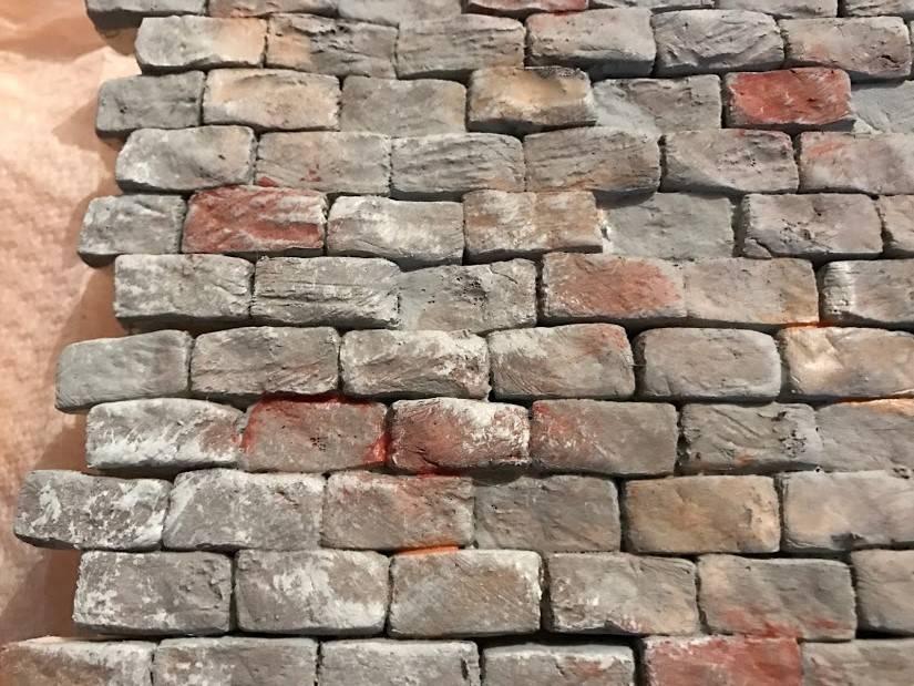 Tutorial Dipingere Un Muro Creando Un Effetto Pietra